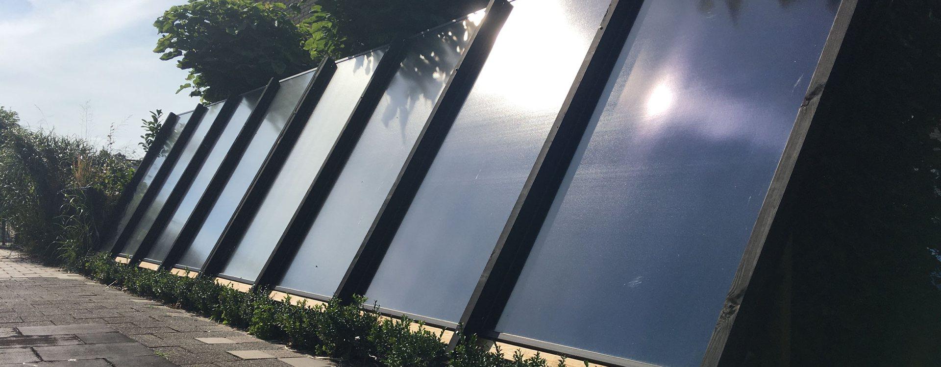 zonneboiler gasvrij
