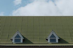 zonneboiler plaats dak