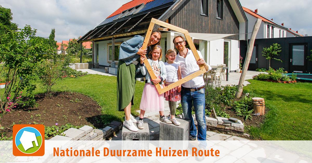 duurzame huizenroute